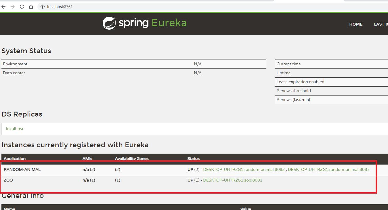 Eureka показывает своих клиентов
